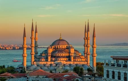 Turquie : circuits 8j/7n en hôtels 5* + pension complète + vols