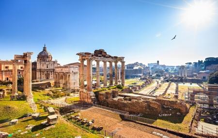 Week-ends vols + hôtel : 3j/2n à Rome, Barcelone, Prague...