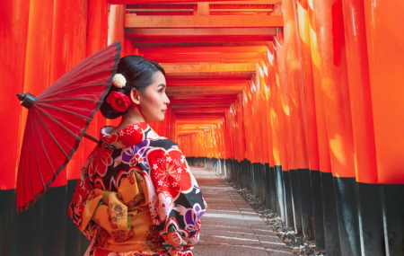 Japon : combiné 10j/8n en hôtels 3* + pension selon option + vols & transferts
