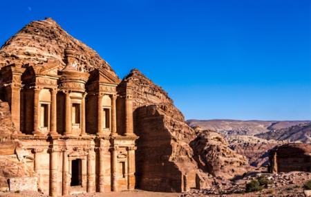 Trésors de Jordanie : circuit 9j/7n en pension complète, vols inclus