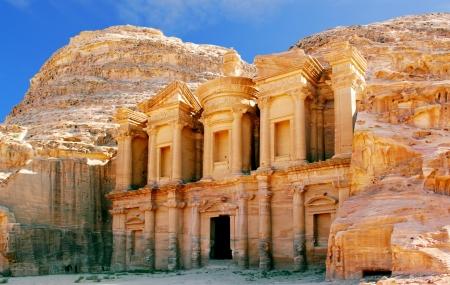 Jordanie : autotour 8j/7n en hôtels, demi-pension +  excursions  + location de voiture