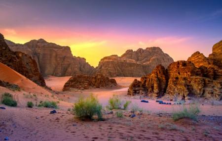 Jordanie, vente flash : autotour 8j/7n en hôtels + demi-pension + loc. de voiture, vols inclus