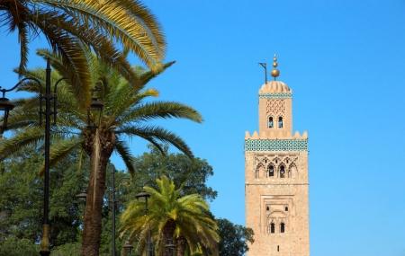 Marrakech : séjour 6j/5n en hôtel 4* tout compris, vols inclus