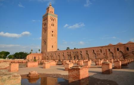 Marrakech : week-end 2j/1n en hôtel 4* + petit-déjeuner, - 47%
