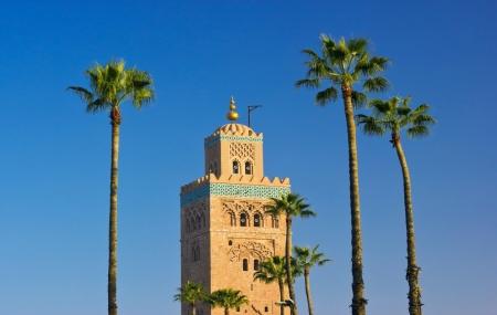 Marrakech : vente flash, week-end 3j/2n en hôtel 5* tout compris, vols inclus, - 73%