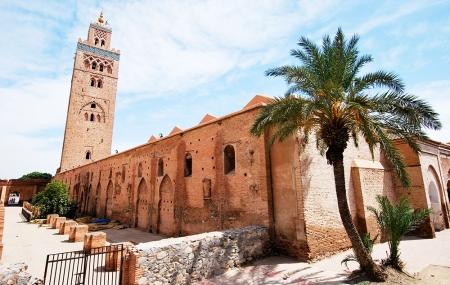 Marrakech : séjour 8j/7n en hôtel 4* tout compris, vols inclus