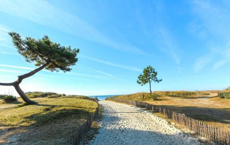La Baule : week-end 3j/2n ou plus en résidence proche plage, dispos Pâques & été