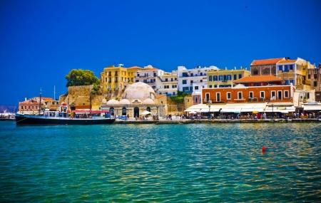 Crète : vente flash, séjour 6j/5n en hôtel 5* + demi-pension + vols, - 71%