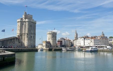 La Rochelle : week-end 2j/1n en appart'hôtel + petit-déjeuner & entrée aquarium, - 25%