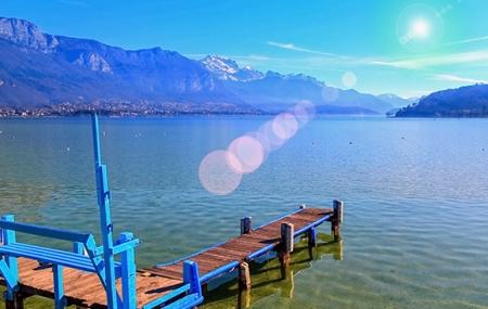Lac d'Annecy : week-end 2j/1n en hôtel 3* & petit-déjeuner, - 33%