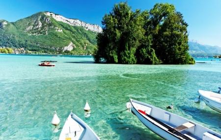 Lac d'Annecy : vente flash week-end 4j/3n en résidence + pension complète