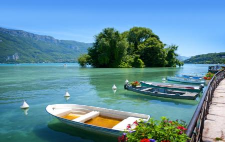 Lac d'Annecy : week-end 2j/1n ou plus en appart'hôtel + petit-déjeuner