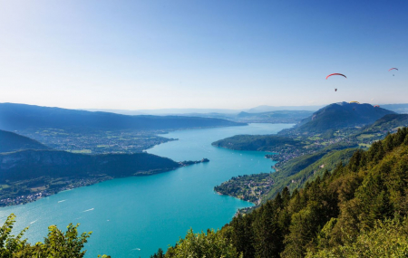 Annecy : week-end 2j/1n ou plus en hôtels 3/4* + petit-déjeuner, dispos ponts de mai