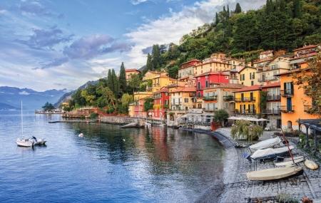 L'Italie et ses lacs : autotour 8j/7n en hôtels 3* + petits-déjeuners + loc. de voiture & vols