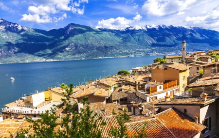 Italie, Lac de Garde : week-end 3j/2n en hôtel 4* + petits-déjeuners, - 71%