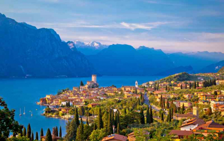 Italie, Lac de Garde : week-end 2j/1n en hôtel 3* + petits-déjeuners