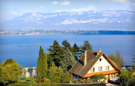 Savoie : week-end 2j/1 en hôtel de charme + croisière sur le Lac du Bourget, dispos ponts de mai - 30%