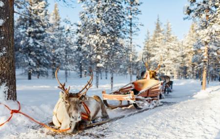Laponie : séjour 8j/7n en hôtel de charme + demi-pension + vols + excursions