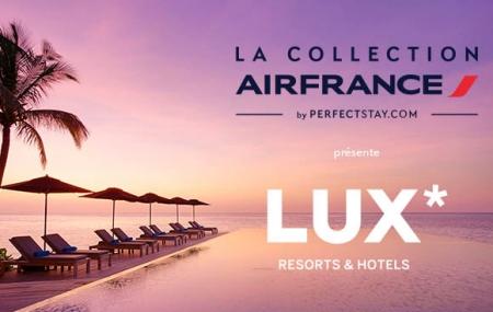 Séjours : 5 à 14 nuits, hôtels LUX et vols Air France, à la Réunion, sur l'Île Maurice... - 62%