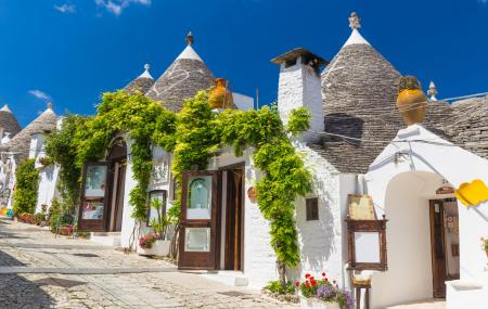 Italie, Pouilles, été : autotour 8j/7n en hôtel 4* + petits-déjeuners + voiture + vols
