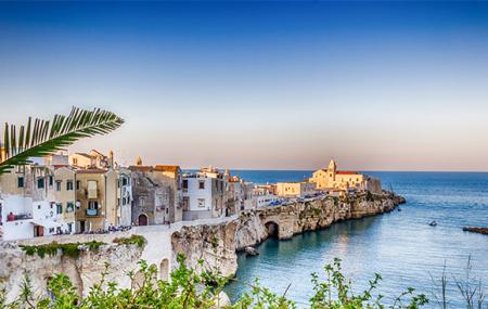 Italie, Les Pouilles : autotour 8j/7n en hôtels de charme + petit-déjeuner + voiture, vols en option