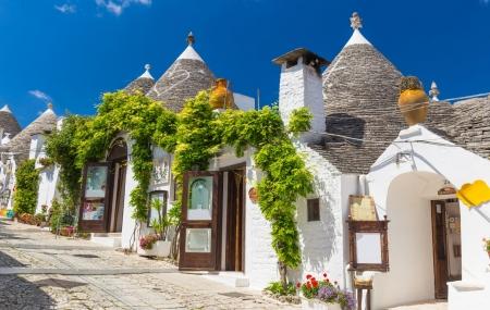 Italie, Les Pouilles : vente flash, séjour 8j/7n en hôtel + petits-déjeuners + vols, - 67%