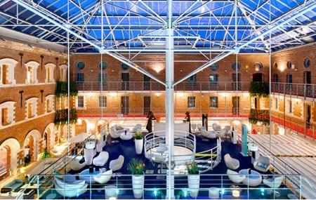 Lille : vente flash week-end 2j/1n ou plus en hôtel 4* + petit-déjeuner, - 70%