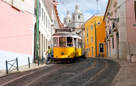 Lisbonne : vente flash, week-end 3j/2n en hôtel 4* + petits-déjeuners + vols, - 64%