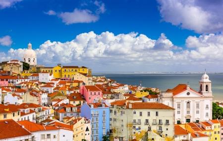 Lisbonne : vente flash, week-end 3j/2n en hôtel 4* + petits-déjeuners + vols, - 59%