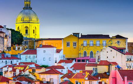 Lisbonne : week-end 3j/2n en hôtel 4* + petits-déjeuners