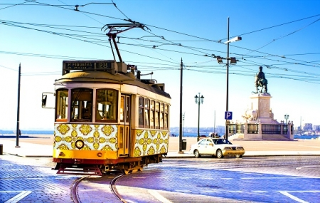 Lisbonne : vente flash, week-end 3j/2n en hôtel 4* + petits-déjeuners, - 76%