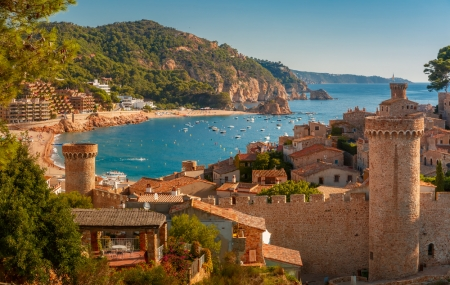 Costa Brava : vente flash, week-end 4j/3n en hôtel 4* + pension complète, - 57%