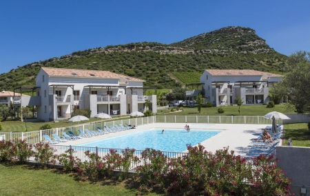 Haute-Corse, St-Florent : location 8j/7n en résidence Odalys en bord de mer, - 20%