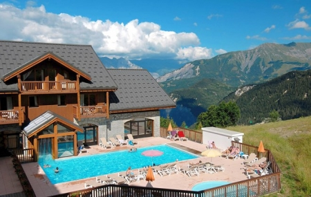 Locations 2 semaines : 15j/14n en résidences Alpes & Pyrénées pour cet été