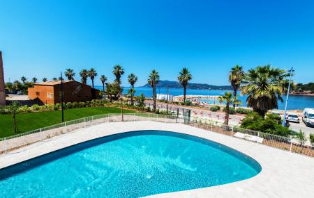 Côte d'Azur : location 8j/7n en résidence + piscine & spa, proche plage