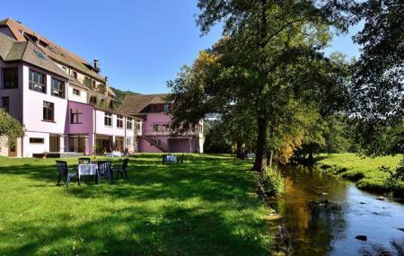 Week-ends au vert : 2j/1n ou plus en Logis Hôtels, Normandie, Bourgogne, Alsace... - 20%