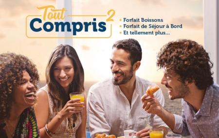 Costa Croisières tout inclus : 6 jours ou plus en cabines