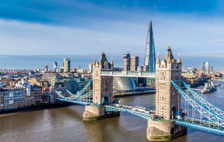 Londres  : vente flash, week-end 3j/2n, vols + hôtel à partir de 158 €, dispo St-Valentin