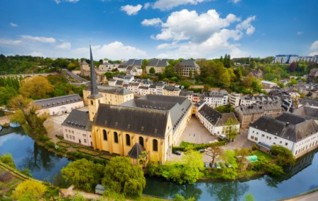 Luxembourg : vente flash, week-end 2j/1n ou plus en hôtel 4* + petit-déjeuner