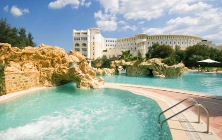 Tunisie, Hammamet : vente flash, séjour 8j/7n en 5* tout compris, vols inclus