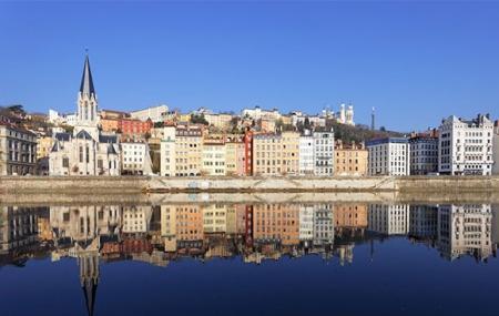 Lyon : vente flash week-end 2j/1n en hôtel 4* + petit-déjeuner, - 70%