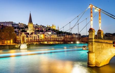 Lyon : week-end 2j/1n en hôtels 3/4* + petit-déjeuner, dispos ponts de mai