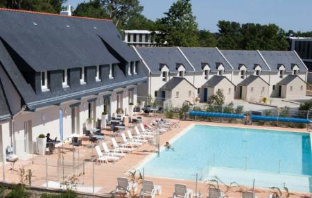 Bretagne : locations 8j/7n en résidence avec piscine, dispos Toussain