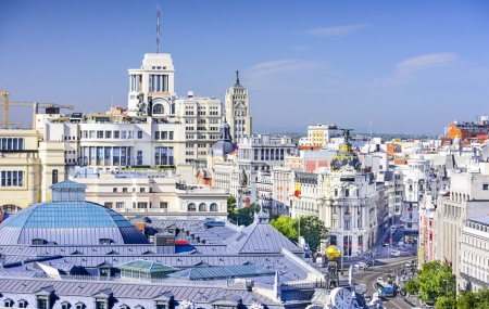Madrid : vente flash, week-end 3j/2n en hôtel 4* + petits-déjeuners, vols inclus, - 48%