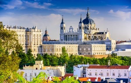 Madrid : vente flash week-end 3j/2n en hôtel 4* + petits-déjeuners, vols inclus, - 72%