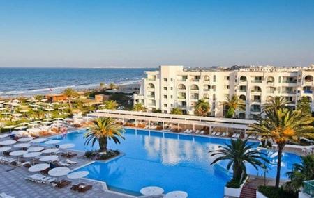 Tunisie : vente flash séjour thalasso 8j/7n en hôtel 5* demi-pension, cure incluse + vols, - 51%