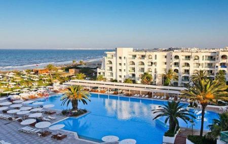 Tunisie : séjour 6j/5n en hôtel 5* + demi-pension + cure thalasso 16 soins, - 39%