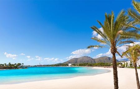 Majorque : enchère séjour 8j/7n en résidence 3*, vols inclus