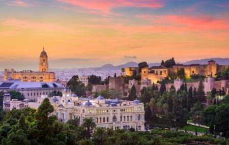 Espagne, Malaga : week-end 3j/2n en hôtel 4*, vols inclus