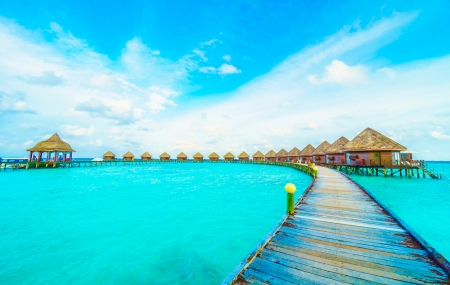 Maldives : vente flash, séjour 8j/6n en hôtel 4* tout compris + vols